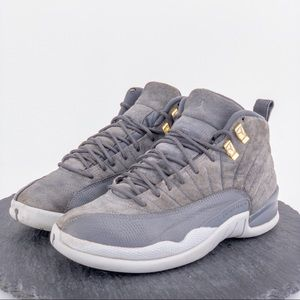 Jordan Retro 12 Wolf Gray mens Shoes Size 8
